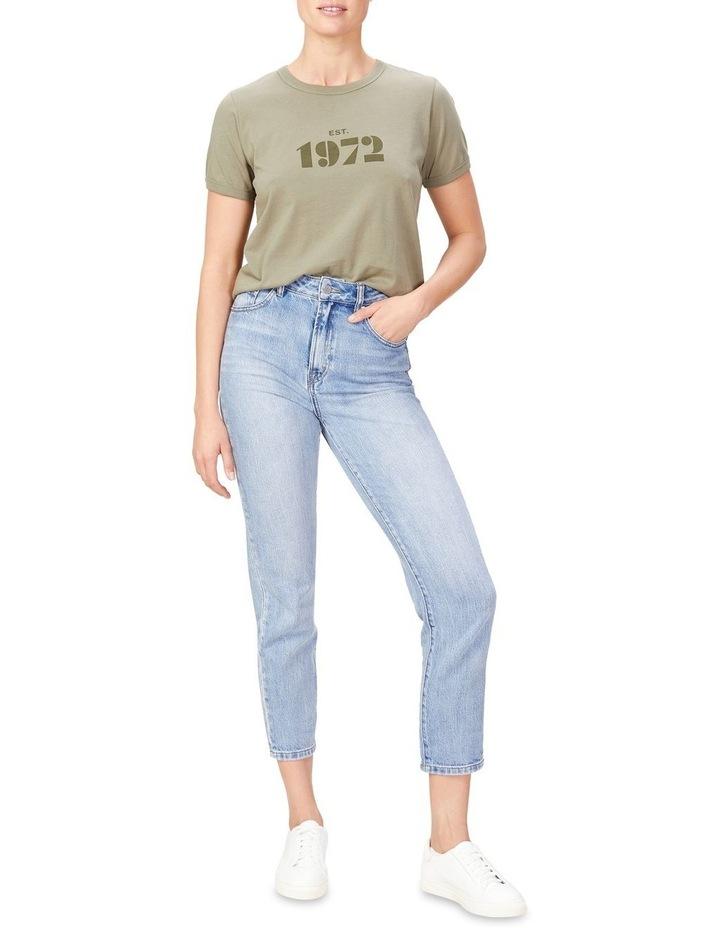 Vintage 1972 Organic T Shirt image 2
