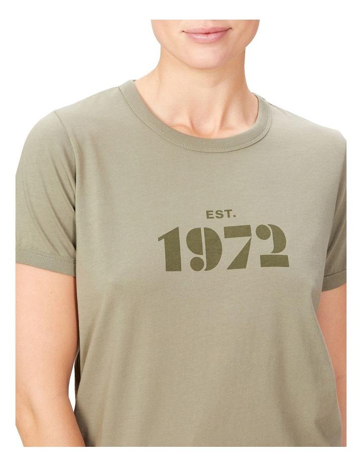 Vintage 1972 Organic T Shirt image 4