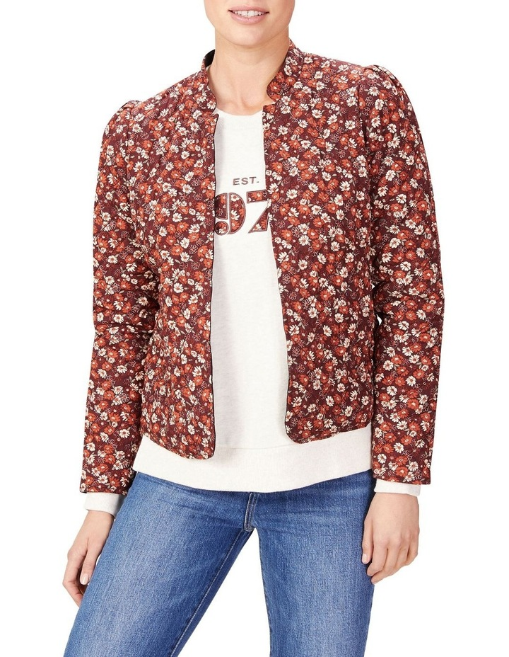 Reversible Quilted Jacket image 1