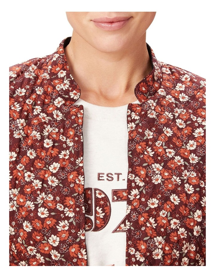 Reversible Quilted Jacket image 5