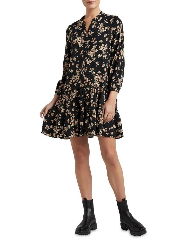 Tiered V Neck Dress image 4