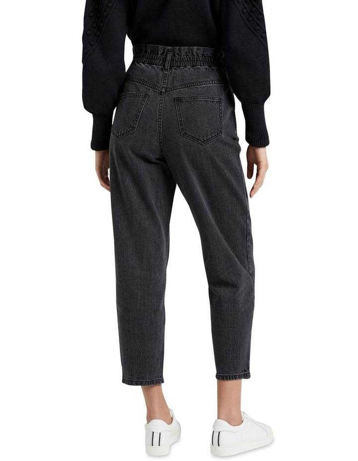 High Rise Tapered Jean image 3