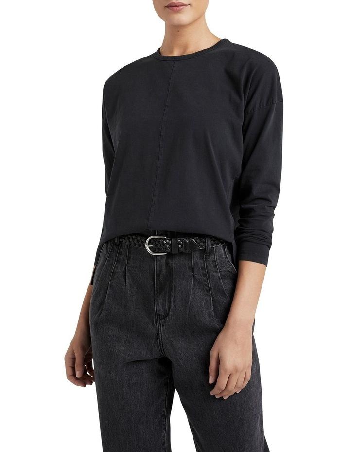 Vintage Wash Long Sleeve T Shirt image 1