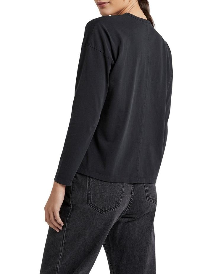 Vintage Wash Long Sleeve T Shirt image 2