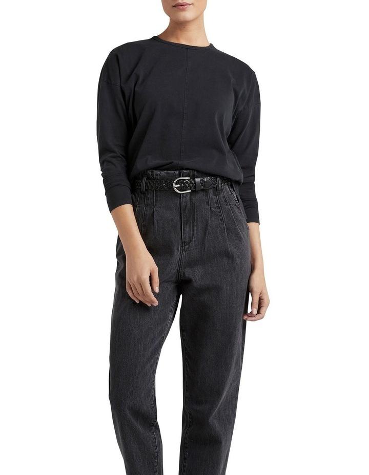 Vintage Wash Long Sleeve T Shirt image 4