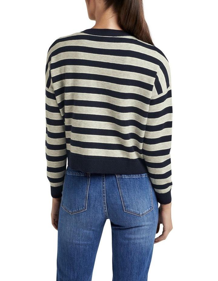 Stripe Boxy Knit image 2