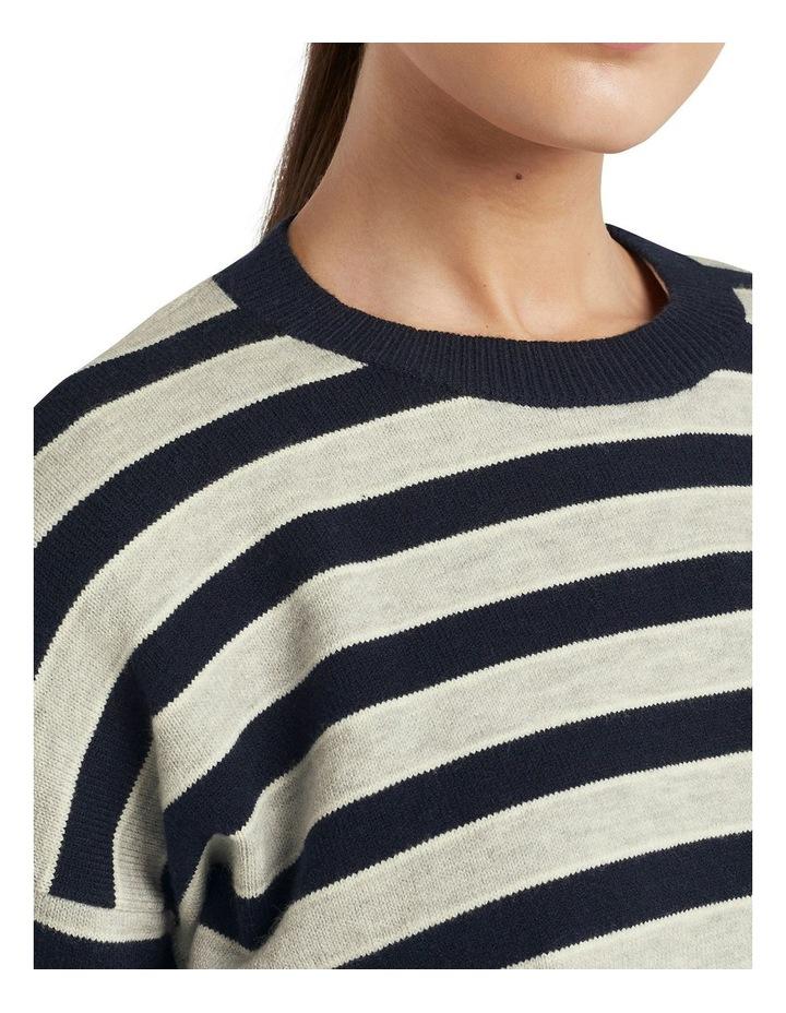 Stripe Boxy Knit image 3
