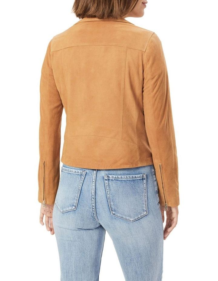 Genuine Suede Jacket image 3