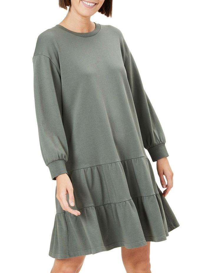 Organic Cotton Sweat Dress image 1