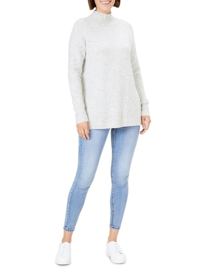 Cosy High Neck Knit image 2