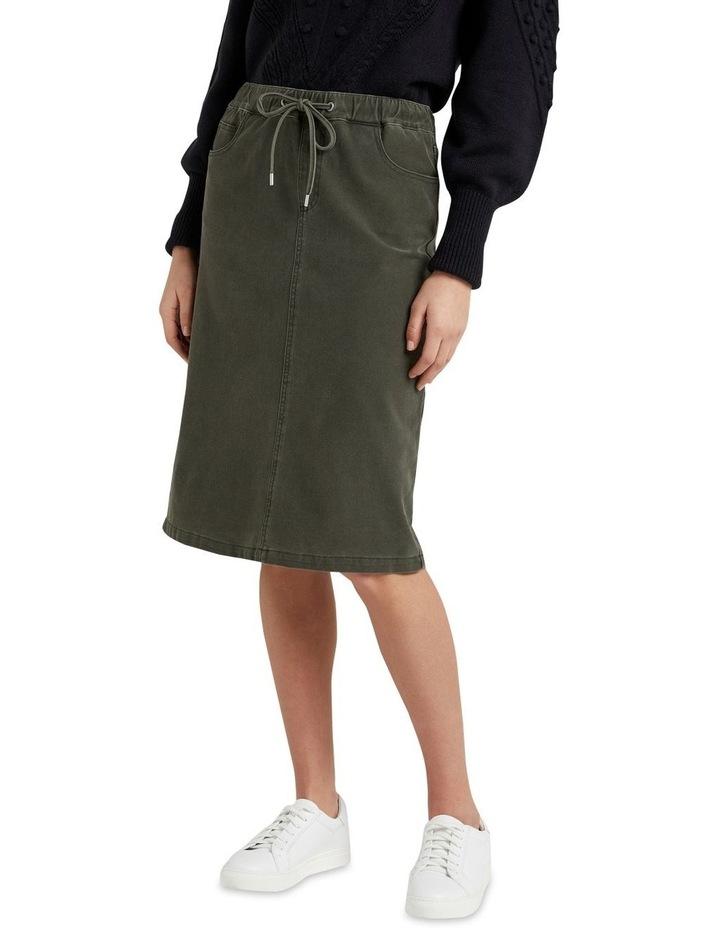 Casual Midi Skirt image 1