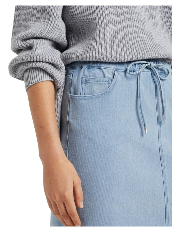 Casual Midi Skirt image 4