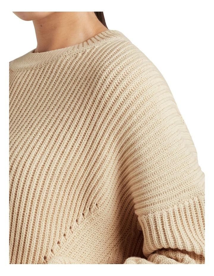 Stitch Detail Knit image 3
