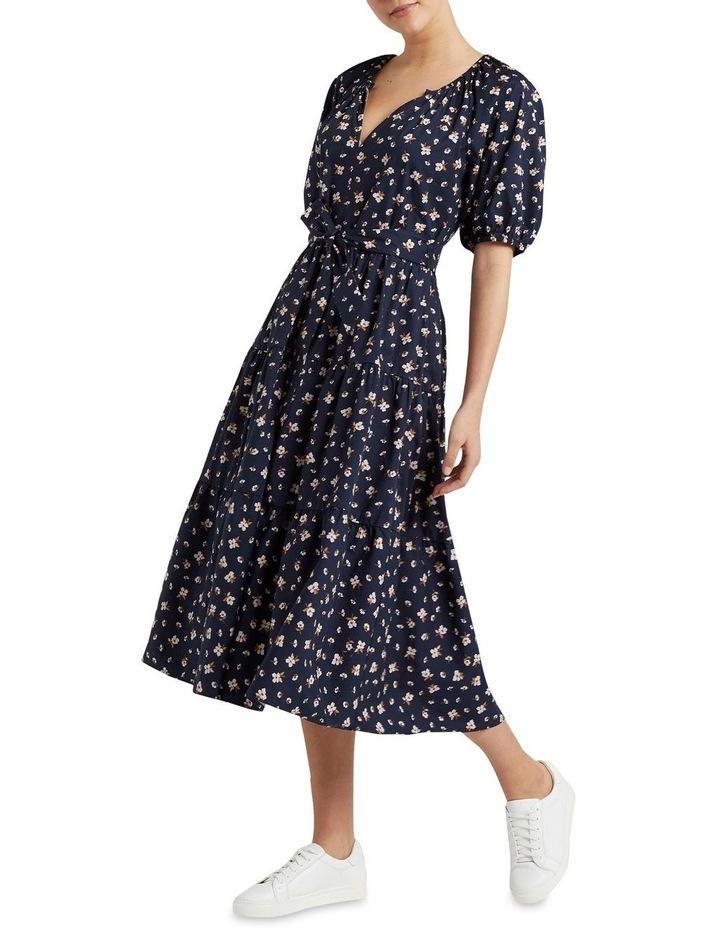 Meadow Floral Midi Dress image 1