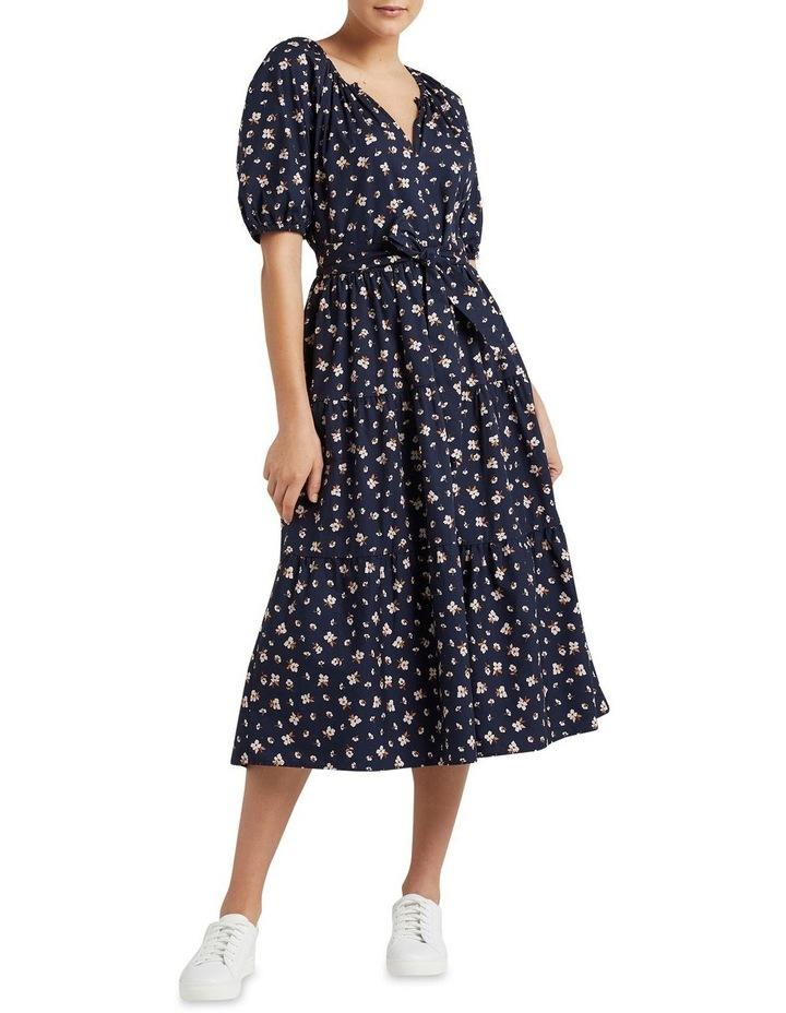 Meadow Floral Midi Dress image 2