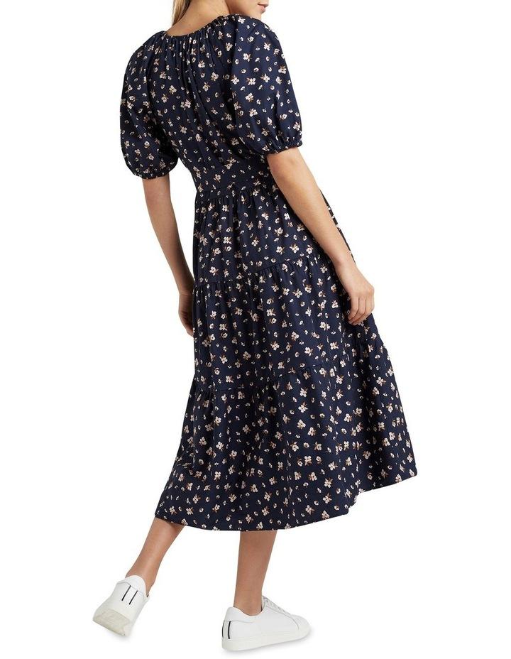 Meadow Floral Midi Dress image 3