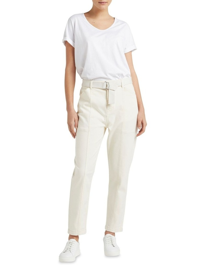 Utility Belted Pant image 2
