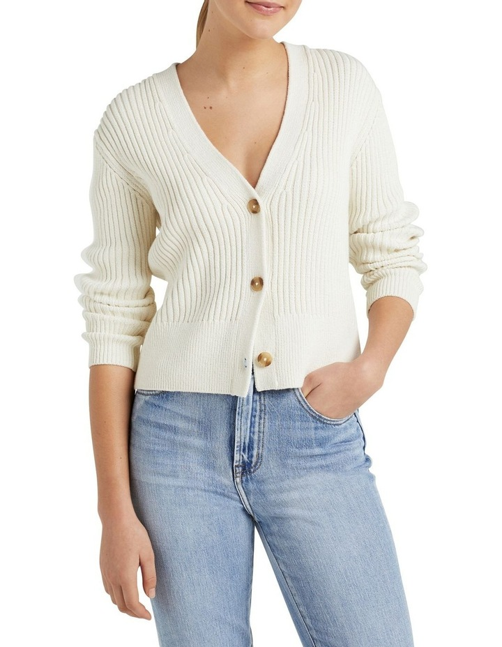 Cotton Cardigan image 1