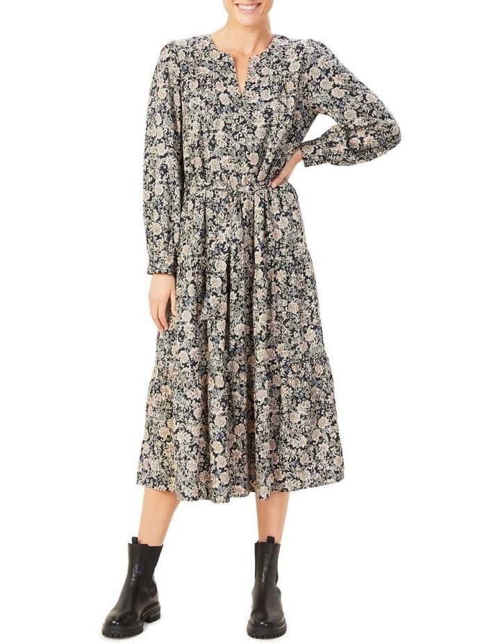 Paisley Tiered Dress image 1