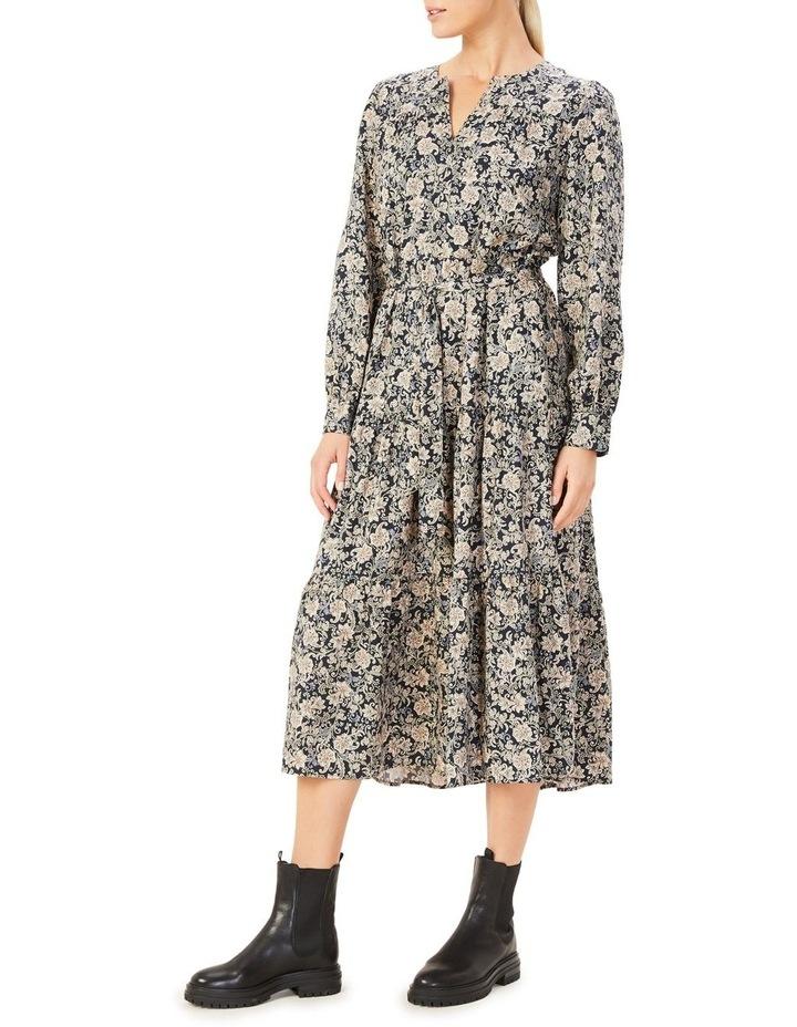 Paisley Tiered Dress image 2