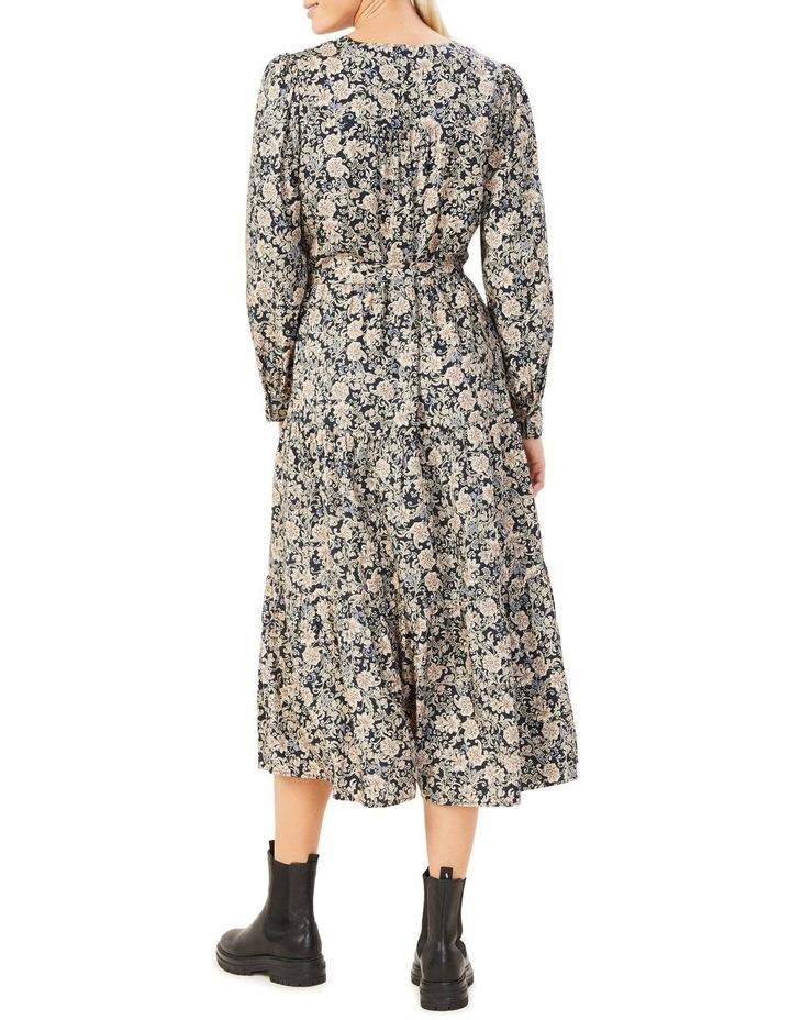 Paisley Tiered Dress image 3