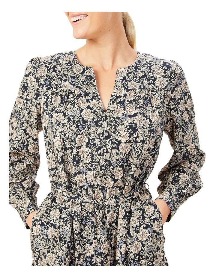 Paisley Tiered Dress image 4
