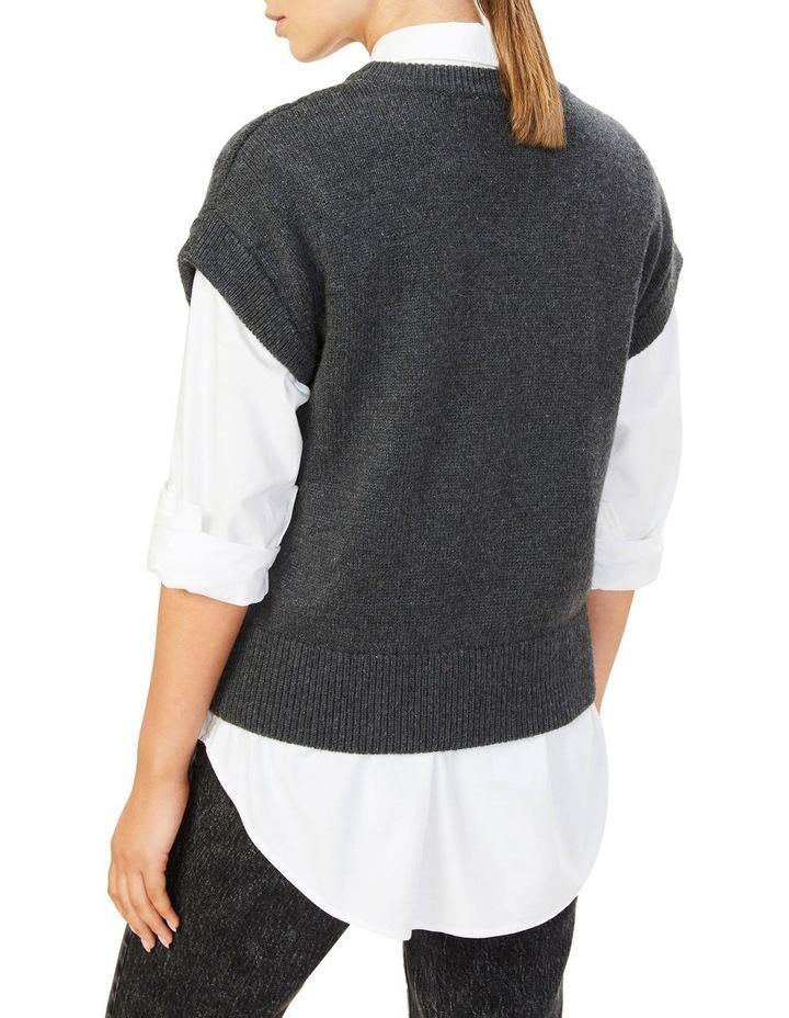 Cable Knit Vest image 4