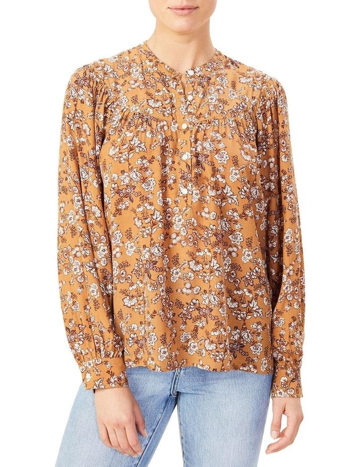 Winter Floral Shirt image 1