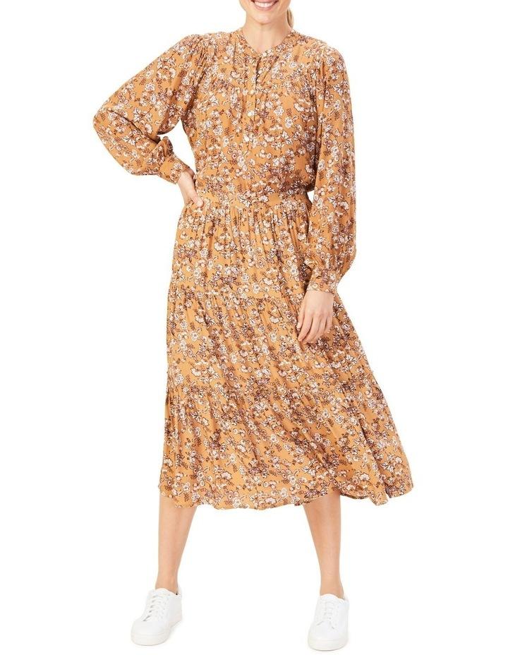 Winter Floral Skirt image 2