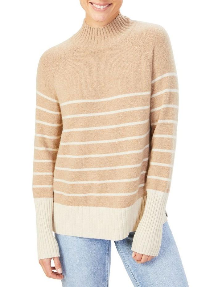 Cosy Stripe Knit image 1