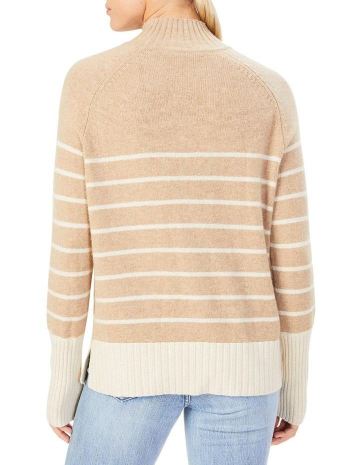 Cosy Stripe Knit image 3