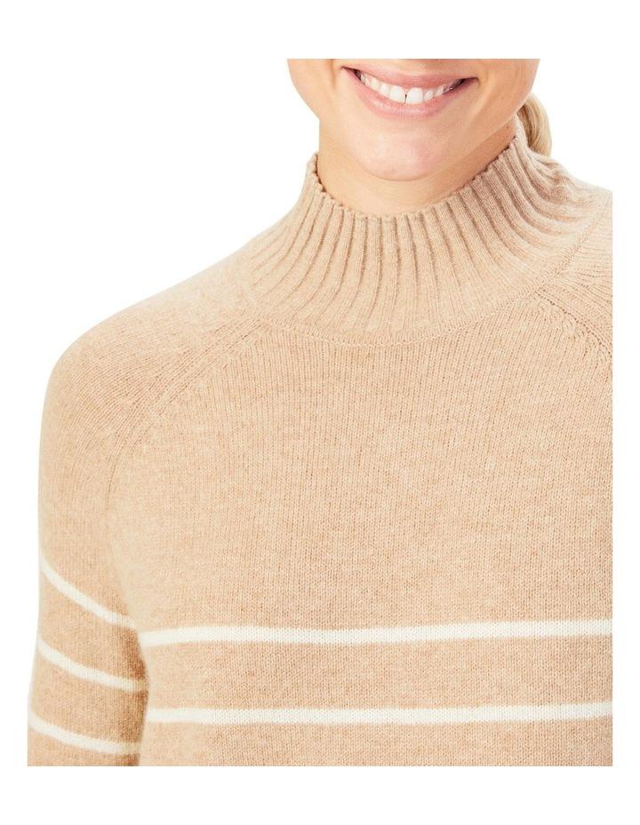 Cosy Stripe Knit image 4