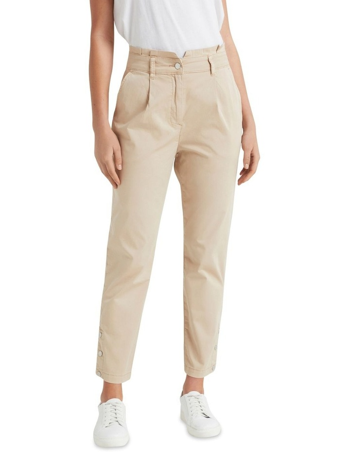High Waist Tapered Pant image 1