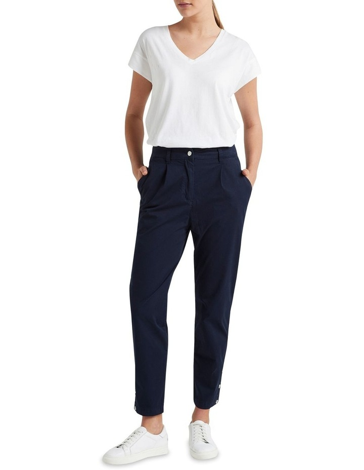 High Waist Tapered Pant image 2