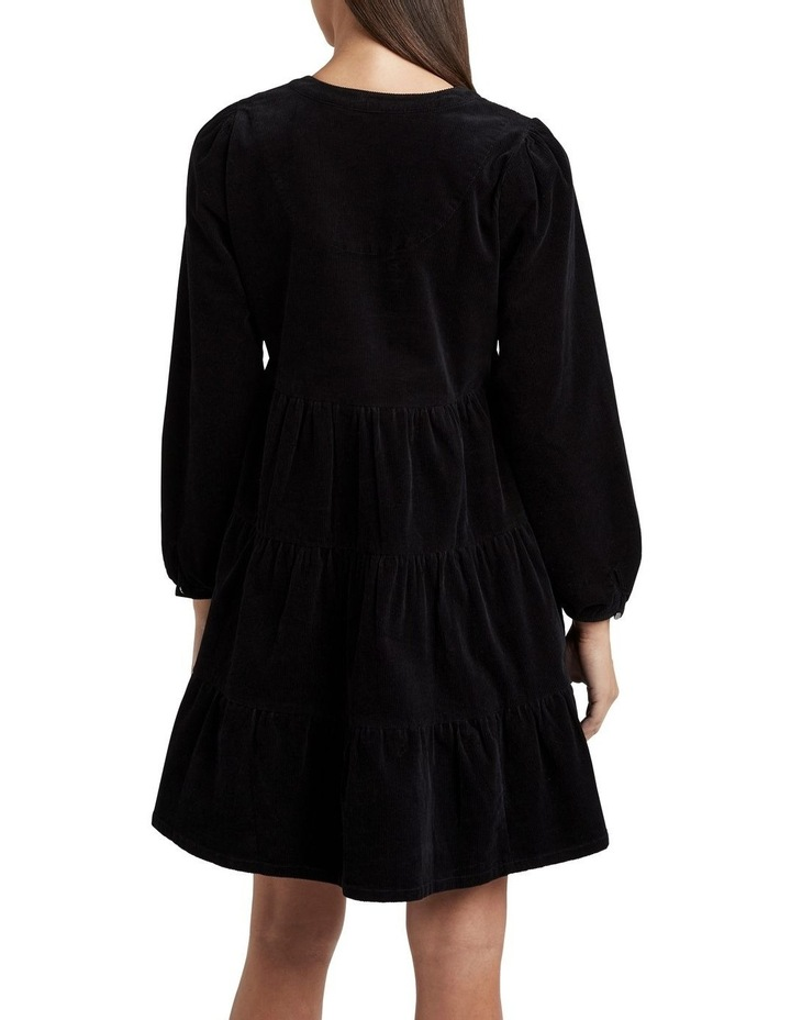 Tiered Cord Dress image 2