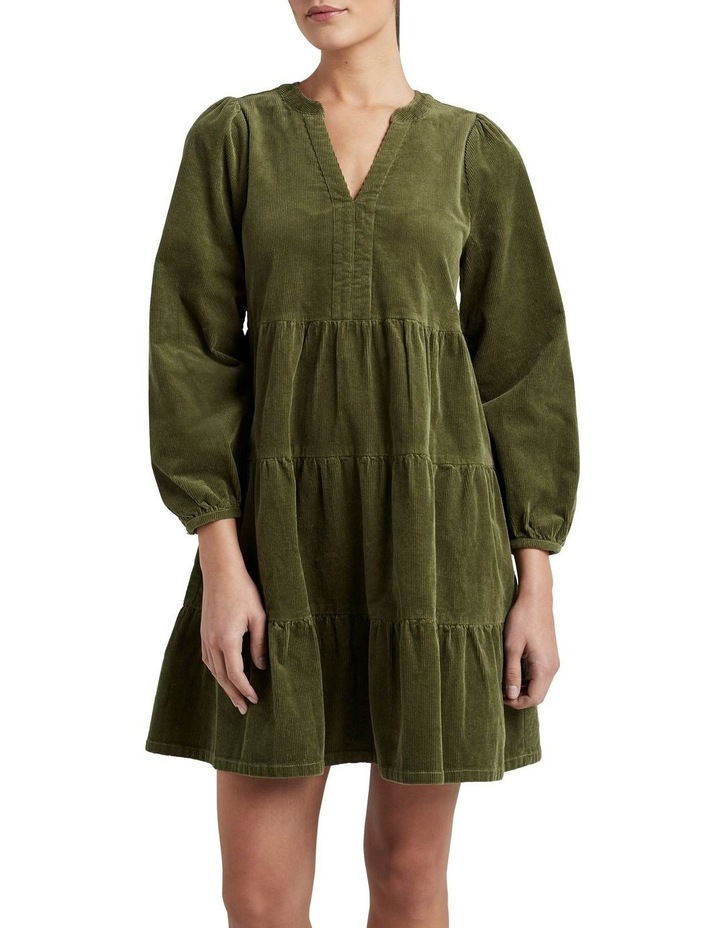 Tiered Cord Dress image 1