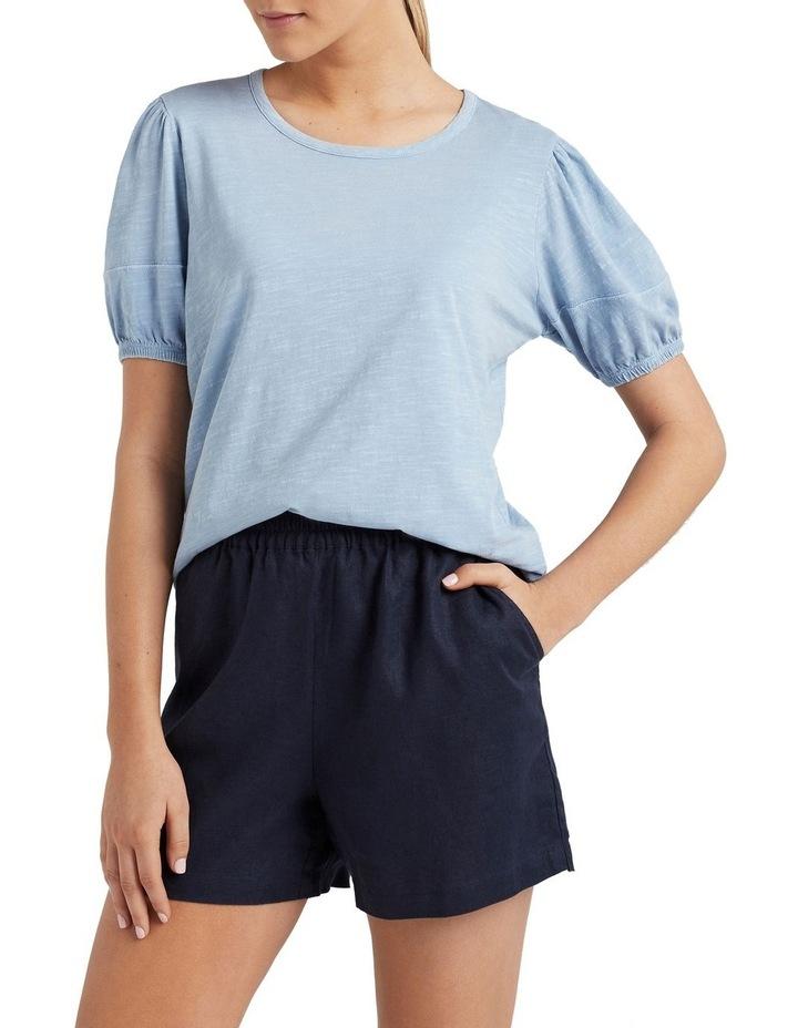 Organic Stitch Detail T Shirt image 1