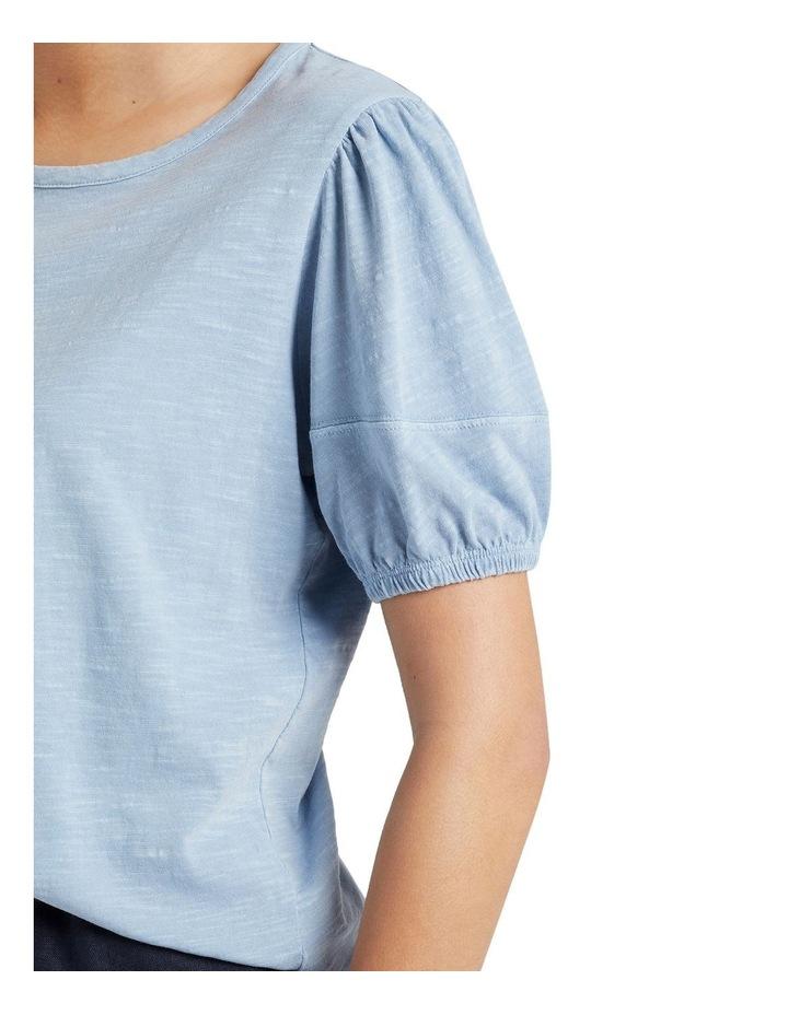 Organic Stitch Detail T Shirt image 4