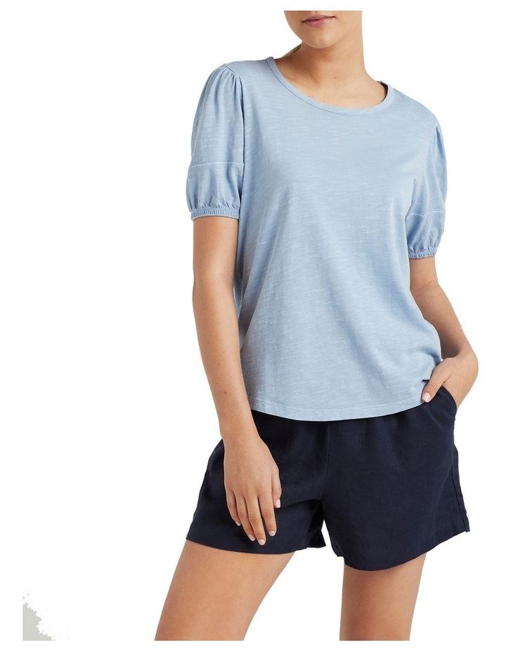 Organic Stitch Detail T Shirt image 5