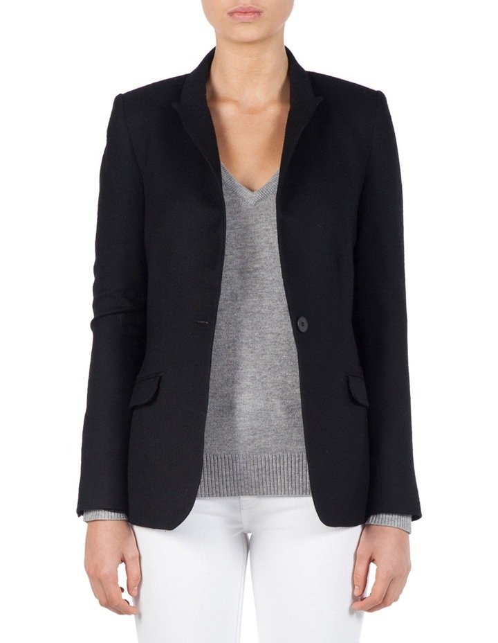 Classic Double Breasted Coat image 1