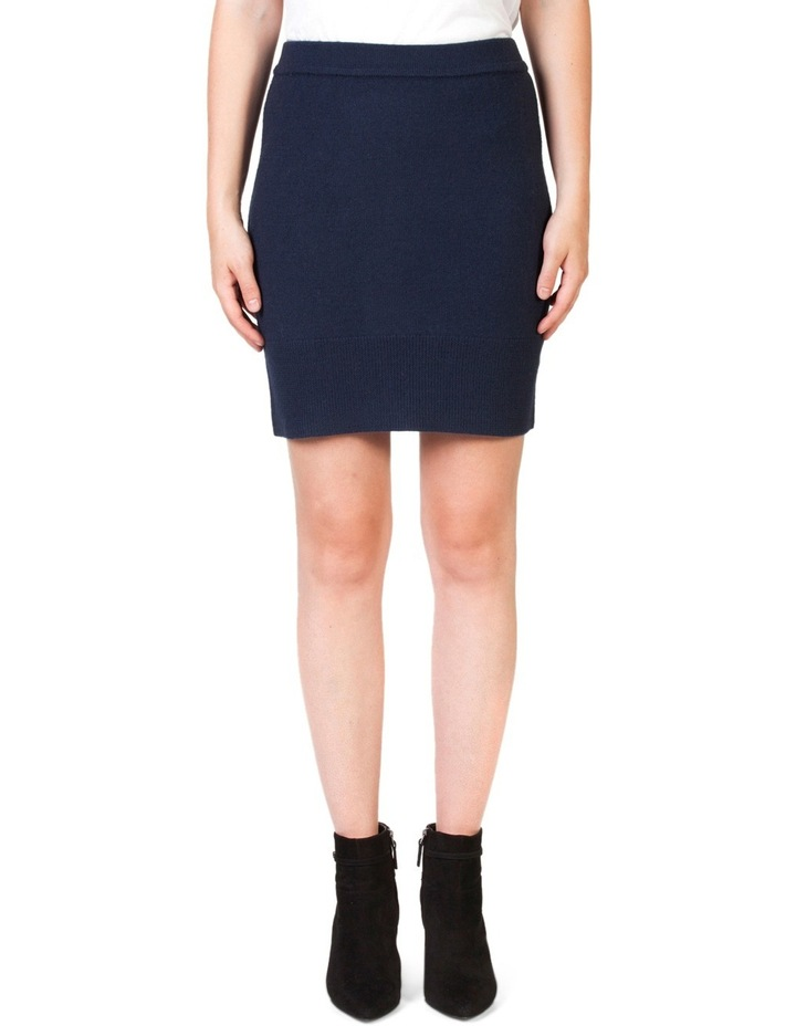 Stretch Mini Skirt image 1