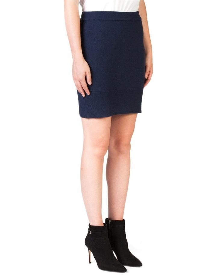 Stretch Mini Skirt image 2