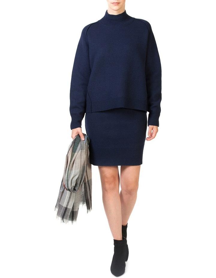 Stretch Mini Skirt image 4