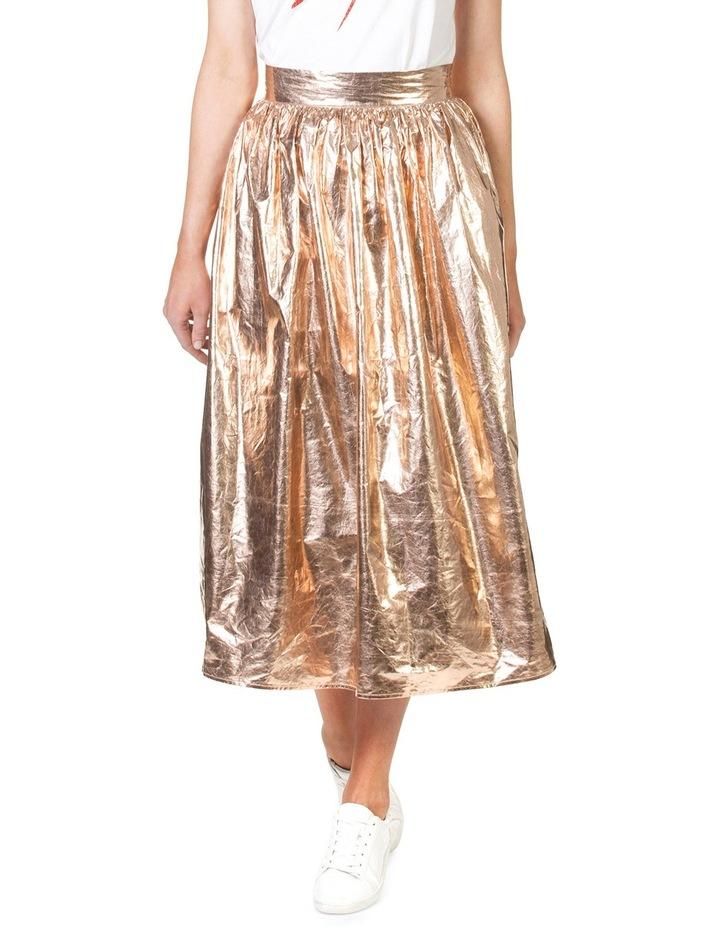 Metallic Full Skirt image 1
