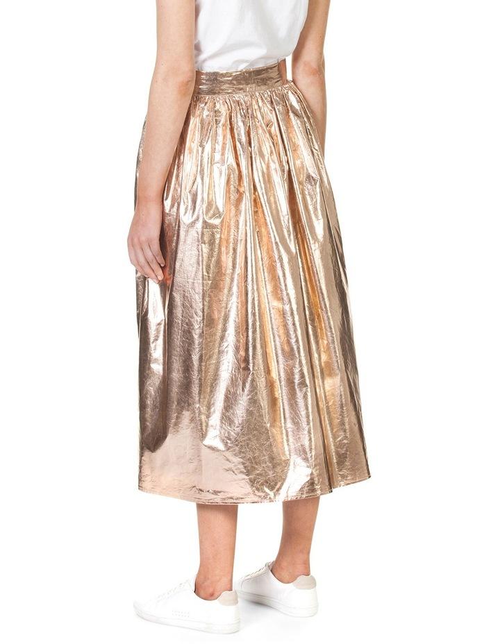 Metallic Full Skirt image 2