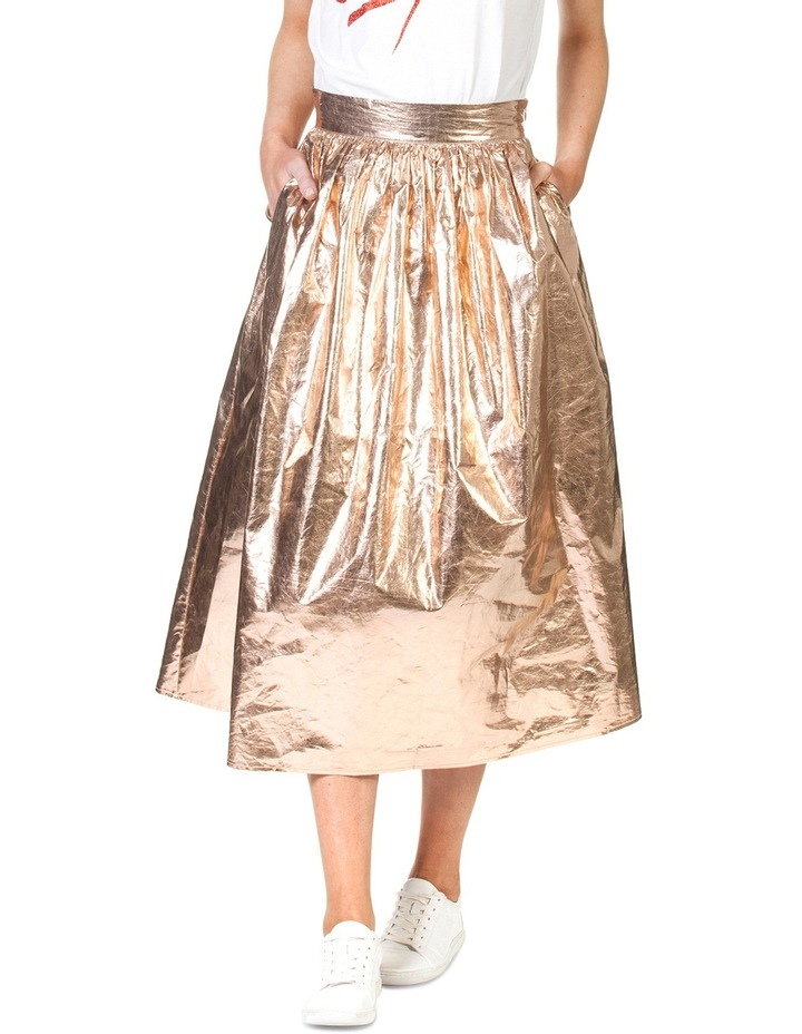 Metallic Full Skirt image 3