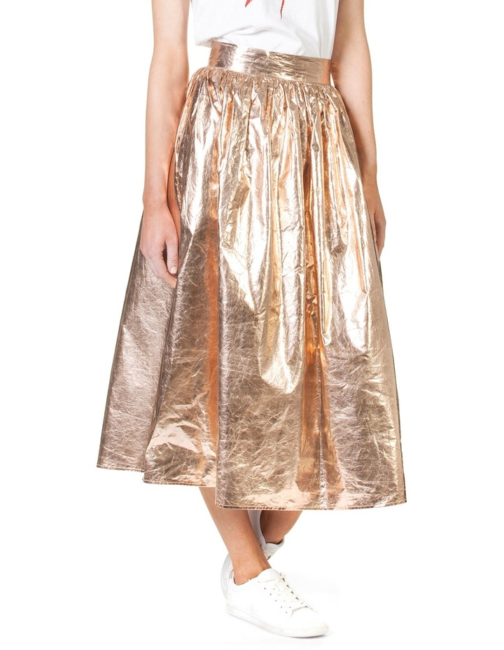 Metallic Full Skirt image 4