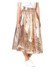 Skin and Threads - Metallic Full Skirt