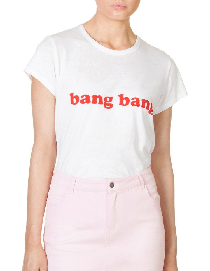 Bang Bang Tee image 1
