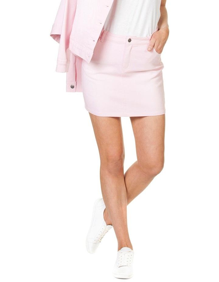Denim Skirt image 4